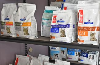 Quality Dog and Cat Food at Bracken Ridge Veterinary Hospital